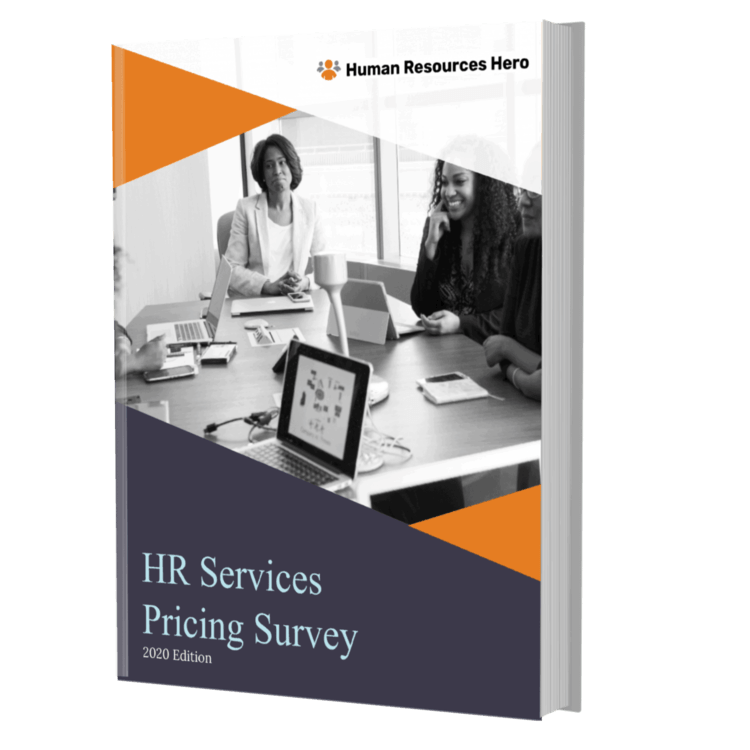 HR Services Pricing Survey | Human Resources Hero